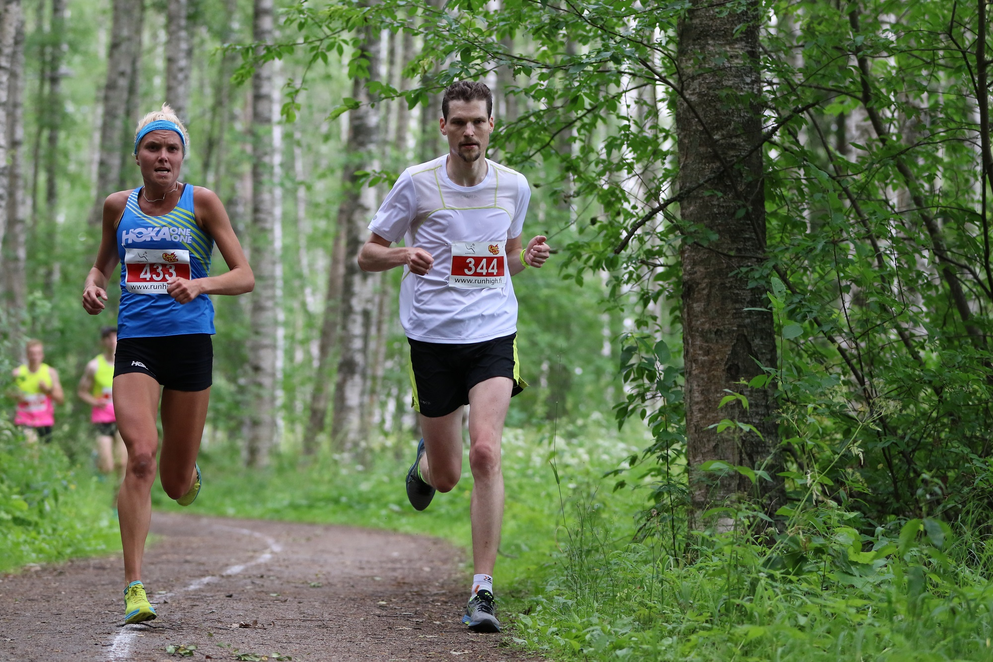 Five excellent reasons to run in Finland